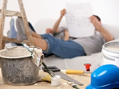 Construction, renovation and removals loan